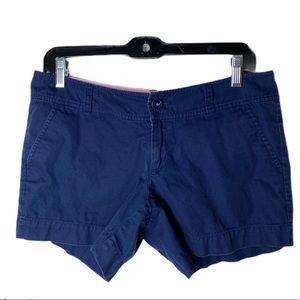 Lilly Pulitzer Navy Blue Shorts